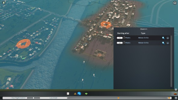 How Cities: Skylines devs are using Natural Disasters to