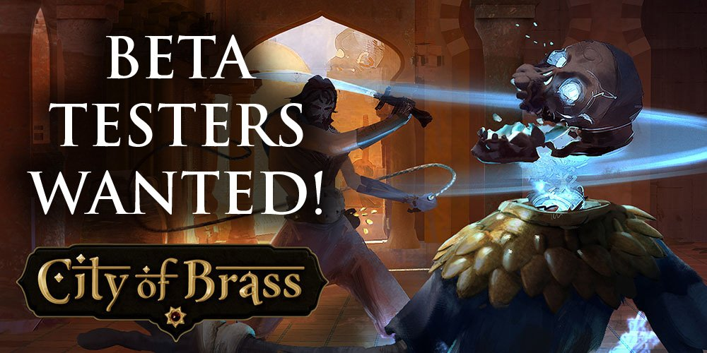 First-person swashbuckling roguelike City of Brass opens for beta registration