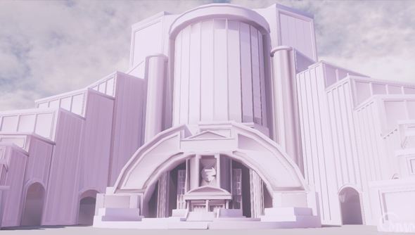 City of Titans Missing Worlds Media
