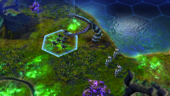 Plants are the antagonists of Beyond Earth. Some of them, anyway.