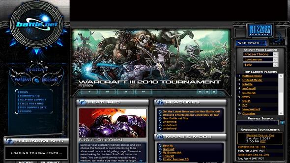 Classic Battle.net
