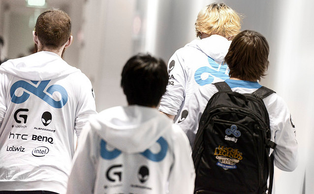 Cloud 9 looking sad in a tunnel