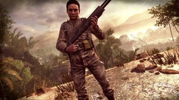 Manuel Noriega in Black Ops II