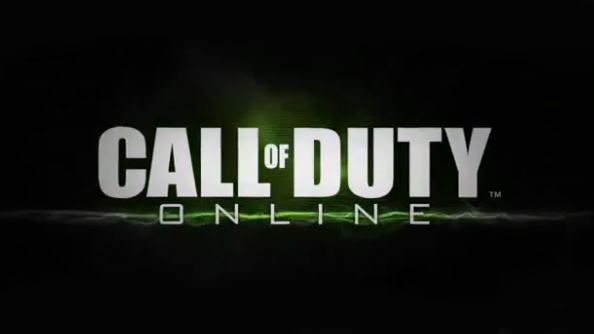 Call of Duty Online announced, headed to China and will be Free to Play