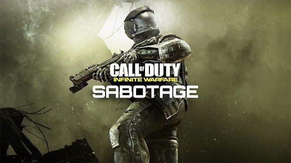 CoD IW Sabotage