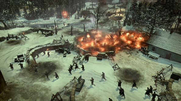 CoH Ardennes Assault 02 - Company of Heroes 2: Ardennes Assault review