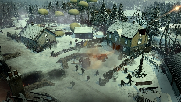 CoH Ardennes Assault 03 - Company of Heroes 2: Ardennes Assault review