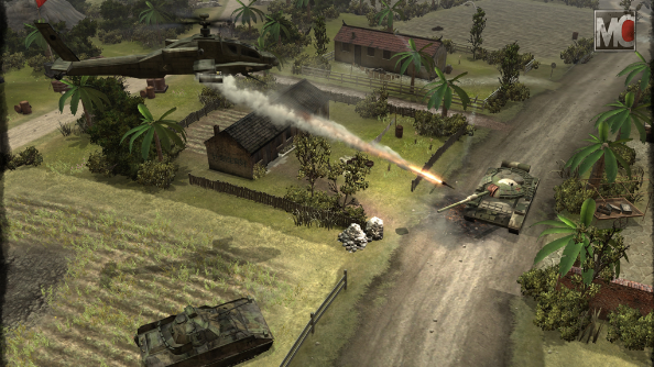 Company of Heroes Modern Combat mod