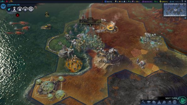Beyond Earth: Rising Tide's diplomacy changes shown off in trailer, livestream tonight