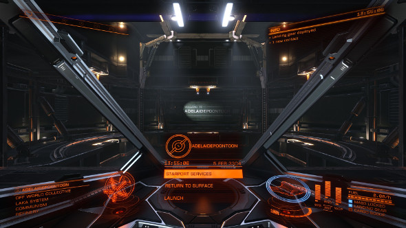 Elite Dangerous guide beginners new players cockpit