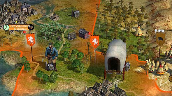 Civilization VI Colonisation expansion