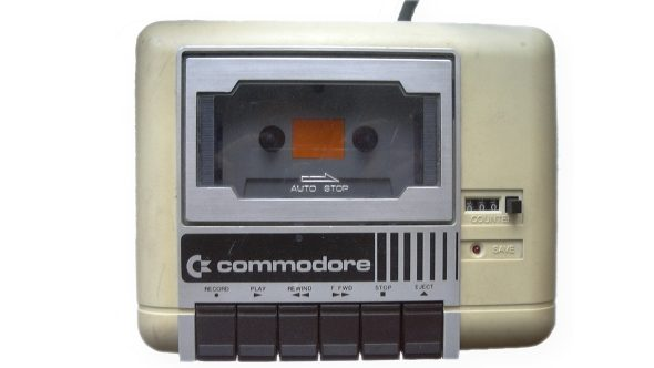 Commodore Tape Player