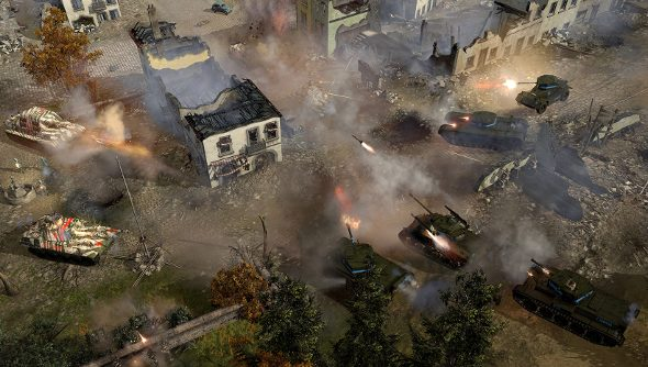 Company of Heroes 2: The British Forces launch