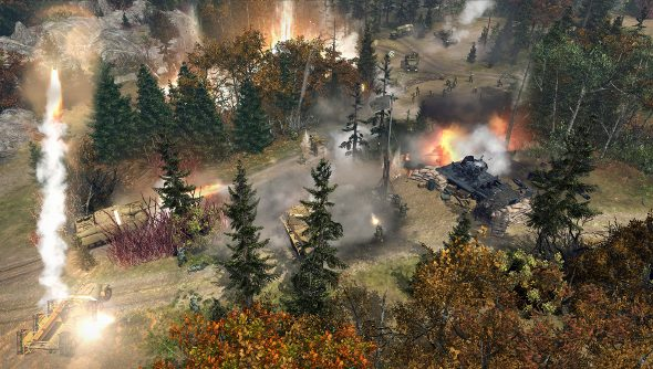 How Company of Heroes 2 because Steam's biggest RTS