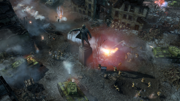 Company of Heroes 2 pre-order bonuses feature mini-campaign, skins and commanders