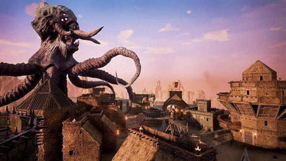 Conan Exiles Monument