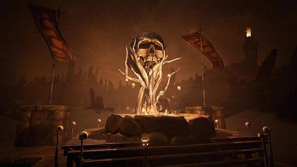Conan Exiles Skull