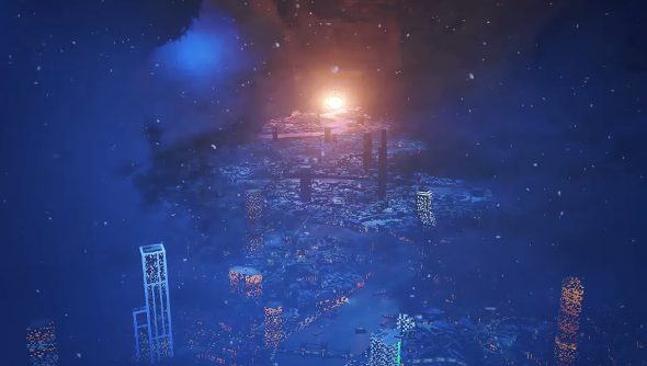 Consortium: The Tower Prophecy gameplay teaser