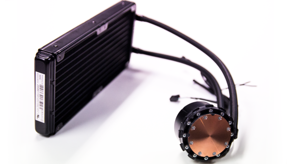 AiO liquid coolers need to ditch the software and go back to