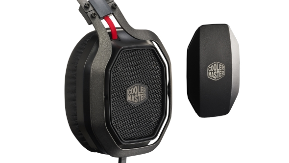 Cooler Master MasterPulse Pro removable covers