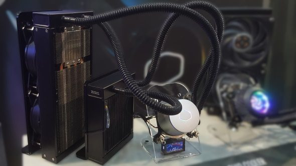 Cooler Master Thermoelectric CPU cooler