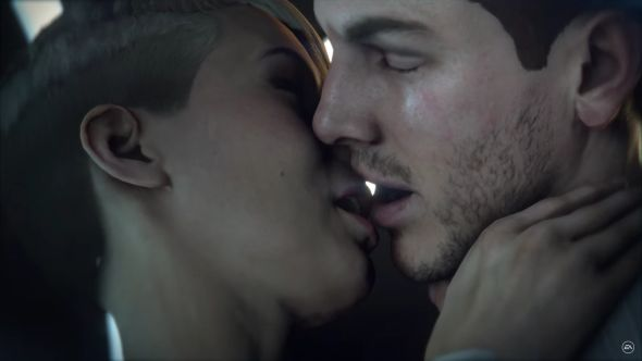 Cora Harper and Scott Ryder