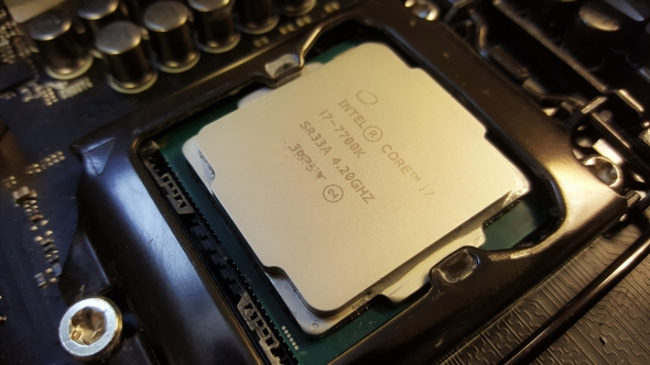 Intel Core i7 7700K benchmark preview