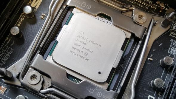 Intel Core i7 6800K specs