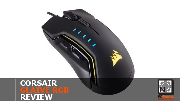 Corsair Glaive RGB Review Header