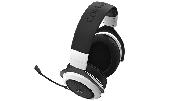 Corsair HS70 wireless gaming headset comfort