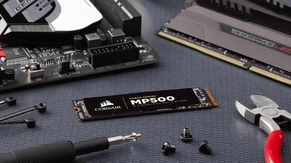 Corsair Force Series MP500 SSD