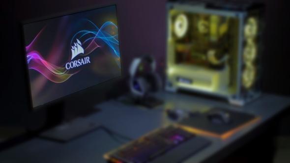 Corsair gaming monitors