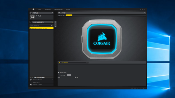 Corsair merges Link and CUE into a single app that's worth