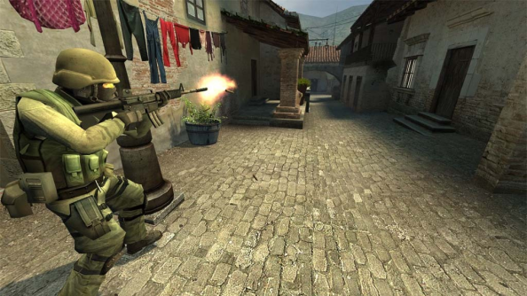 Valve are still pushing updates for Counter-Strike: Source, Day of Defeat: Source, and Half-Life 2: Deathmatch