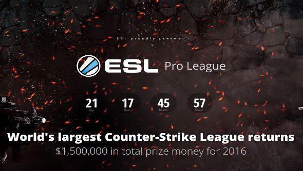 CS:GO Pro League 2016