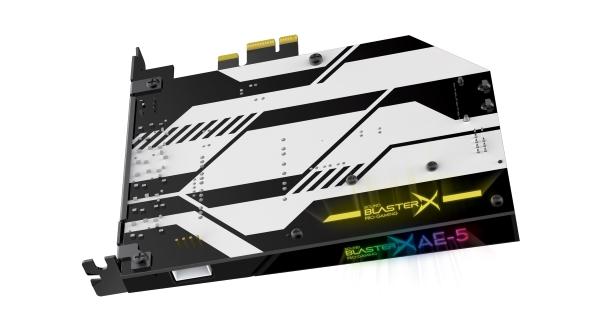 Creative Sound Blaster AE-5 reverse