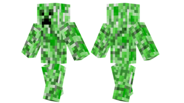 best minecraft skins Creeper