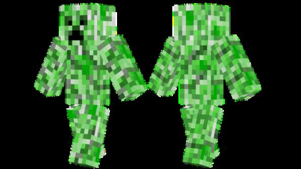 The Best Minecraft Skins PCGamesN - Skin para minecraft pe creeper