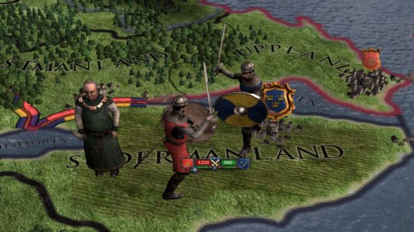 Crusader Kings 2 is free this weekend on Steam to celebrate 1 million copies sold