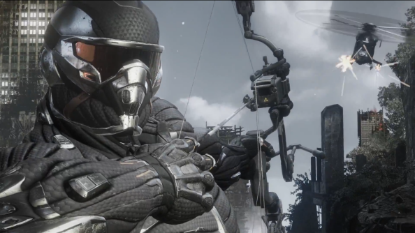 This Crysis 3 trailer shows the advantages of dressing smart