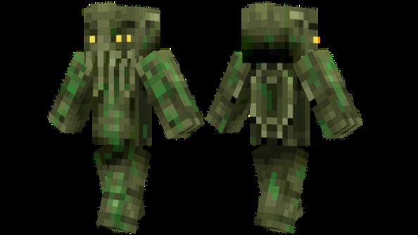 best minecraft skins Cthulhu