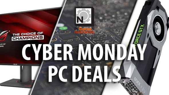 Cyber Monday PC deals