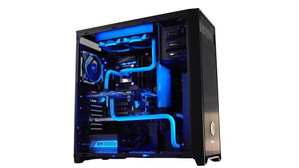 Cyberpower Hyper Liquid 700 performance