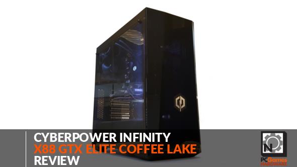 Cyberpower Intel Coffee Lake PC review