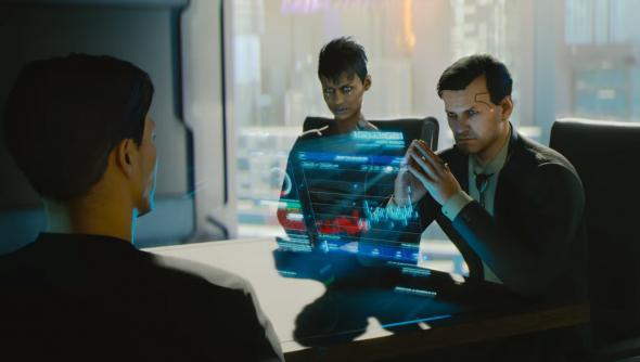 Cyberpunk 2077 Subway Map.Cyberpunk 2077 Has No Loading Screens Pcgamesn