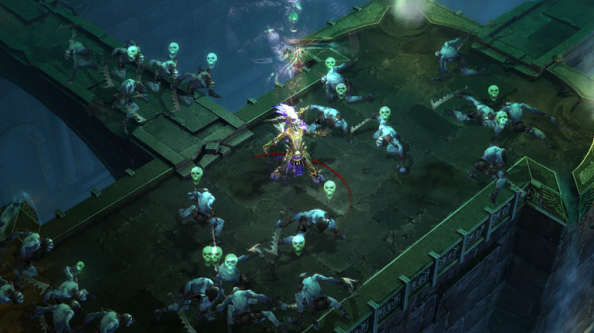 Diablo 3 Starter Edition is free up to level 13 and the end of Act 1