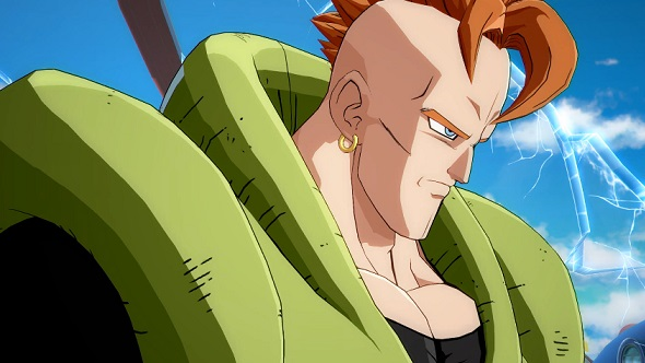 DBFZ Android 16