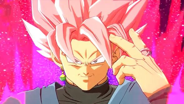 DBFZ Goku Black