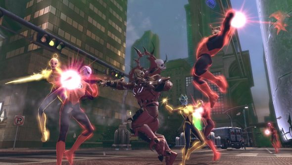 DC Universe Online War of the Light Part 1 launches