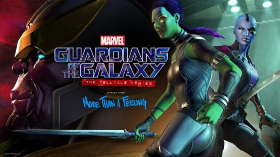 Here's when Telltale's Guardians of the Galaxy Episode 3 comes out
